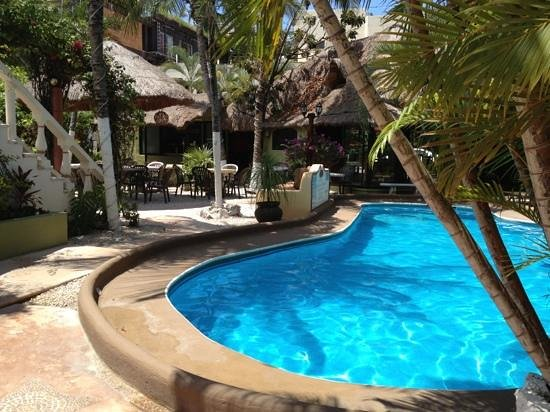 Aventura Mexicana: Another view of the Adult Pool