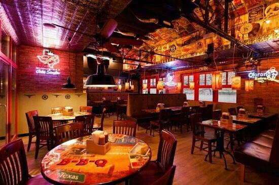 BBQ Longhorn Smokehouse: bbq longhorn