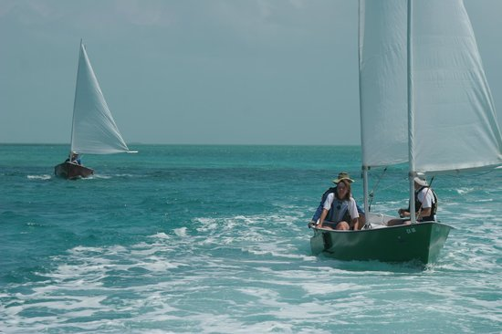Out-Island Explorers Day Charters: Sailing Sea Pearl 21s