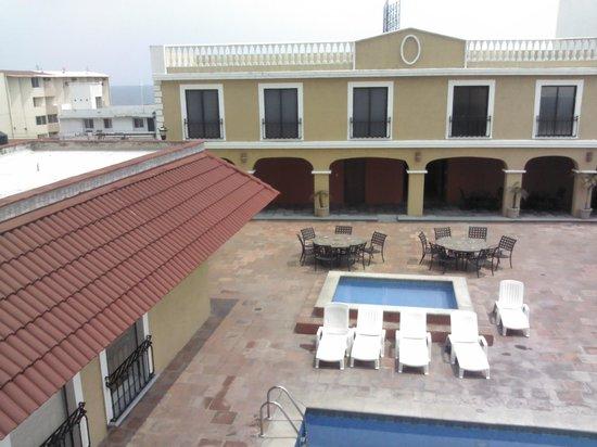 Hotel Bello: chapoteadero