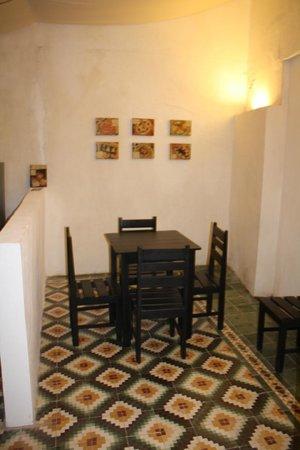 Hotel Casa Pedro Romero : Comedor