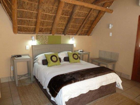 De Poort Country Lodge: room
