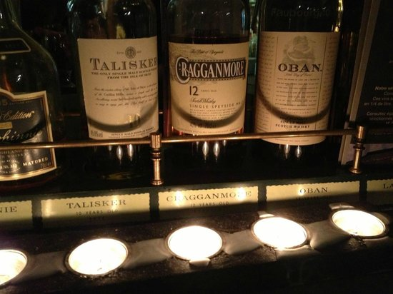 Faubourg 101: Selection of Spirits