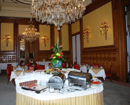 Hotel Avenida Palace: ristorazione