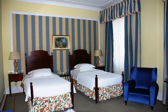 Hotel Avenida Palace: Camera