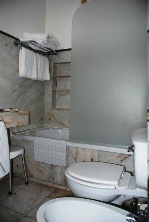 Hotel Avenida Palace: bagno
