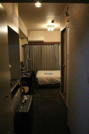 Business Villa Omori: Chambre 704 - Vue en Entrant