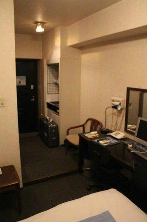 Business Villa Omori: Chambre 704 - Vue Inverse