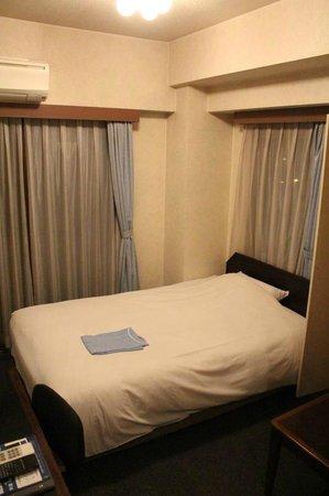 Business Villa Omori: Chambre 704 - Le lit single