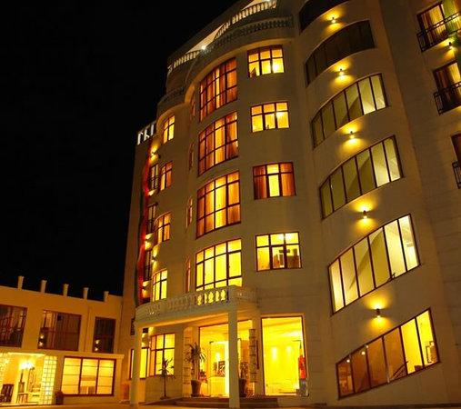 媞塞塞酒店