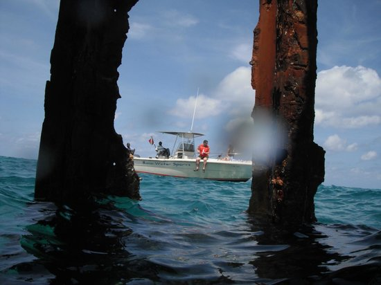 Bimini Water Sports: Snorkeling the Sapona