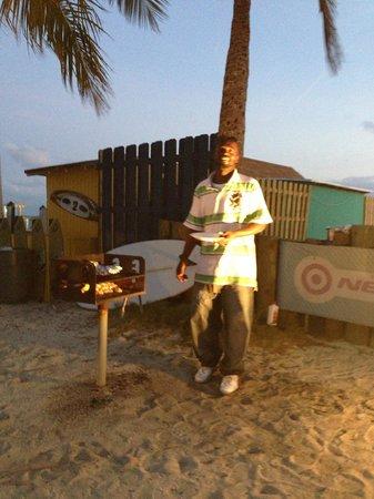 Bimini Water Sports: Vinchello, a man of many talents