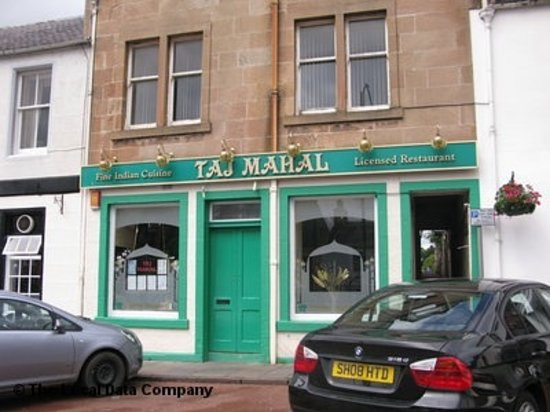 Image Taj Mahal in South West Scotland