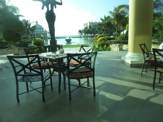 Iberostar Grand Hotel Paraiso : view from main restaurant