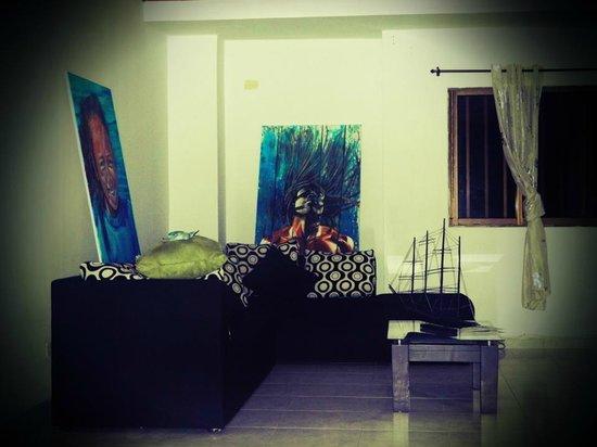 Sheylla's Place: Sala de relax