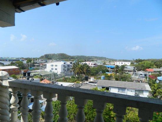 Sheylla's Place: Vista desde mi Habitacion