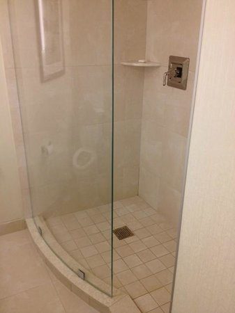 Crowne Plaza Hotel Philadelphia - King of Prussia: Updated Shower in Crowne Plaza KofP