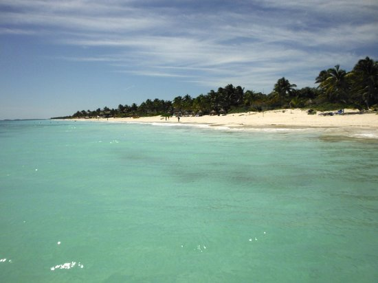 Nueva Vida de Ramiro: Wonderful day at the beach