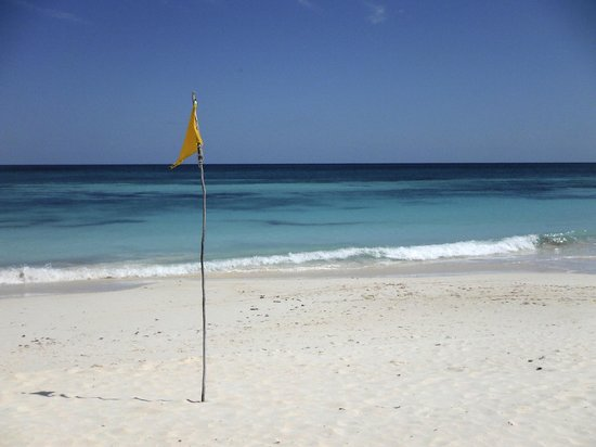 Nueva Vida de Ramiro: Beach grounds