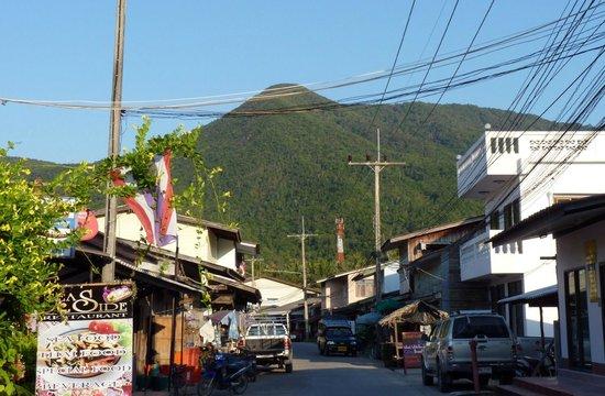 Mandalai Hotel: Chaloklum village