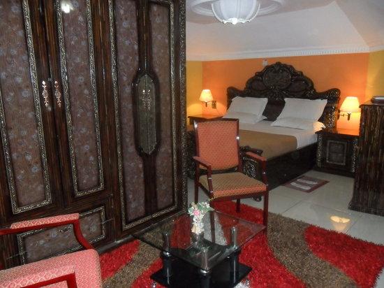 Rusina hotel goma r publique d mocratique du congo for Chambre enfant confo
