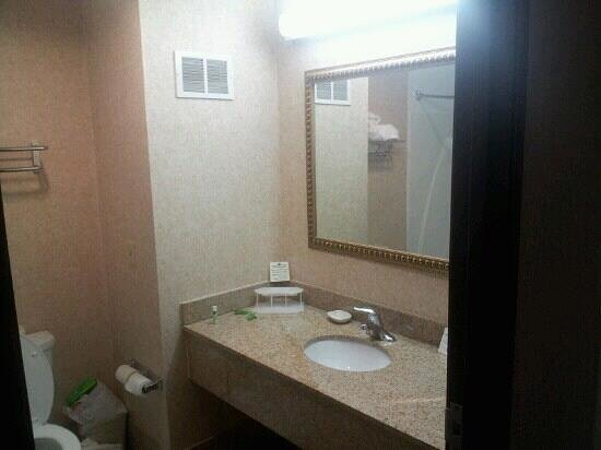 Holiday Inn Express Hotel & Suites Newton Sparta: room 212
