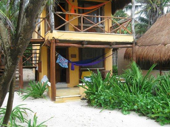 Tita Tulum Hotel Ecologico: Our Cabana