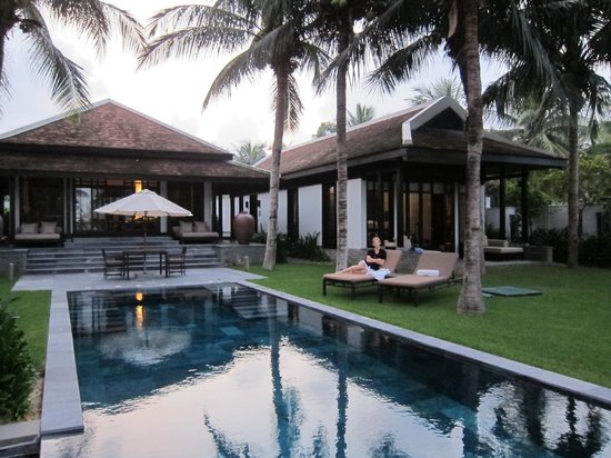 Four Seasons Resort The Nam Hai, Hoi An: Our pool suite
