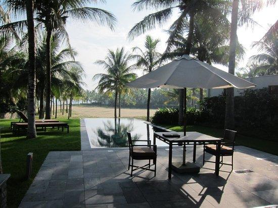 Four Seasons Resort The Nam Hai, Hoi An: Private pool
