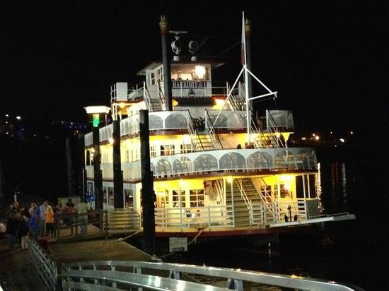 Harriot II Riverboat 사진
