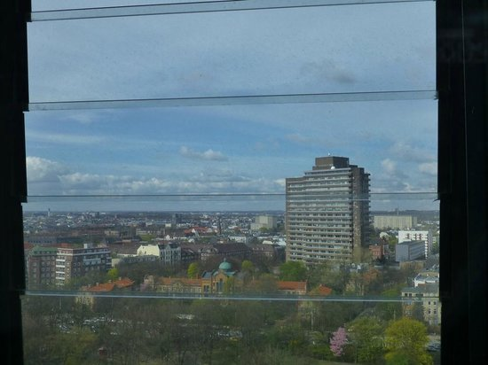 Hamburg Wasserturm Movenpick Hotel