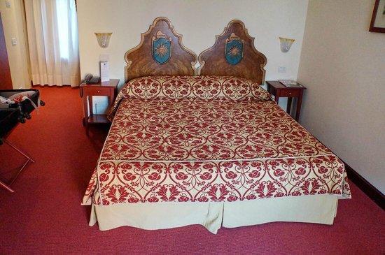 Hotel Al Sole: chambre