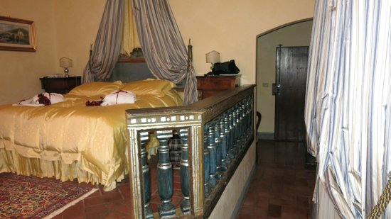 Villa Poggio Bartoli: Bedroom