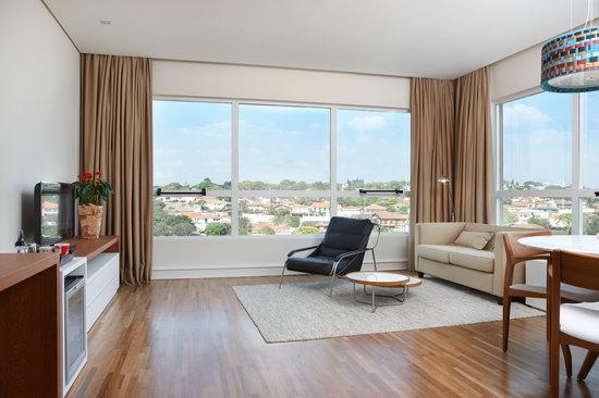 Vitoria Hotel Concept Campinas: Gran Suit Living
