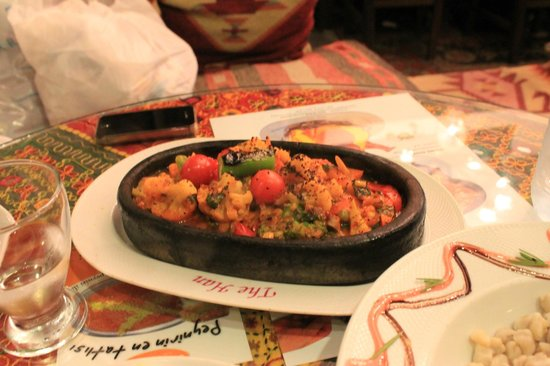 Capadocia Restaurant: finta bontà