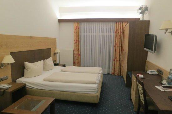 Hotel Alte Post: 2-местный номер