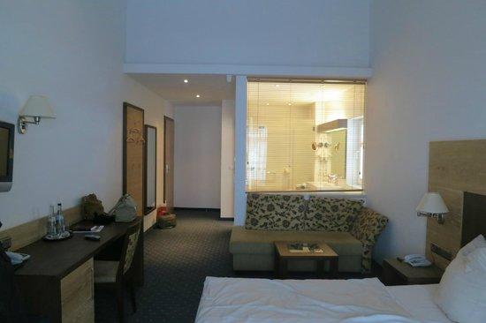 Hotel Alte Post : 2-местный номер