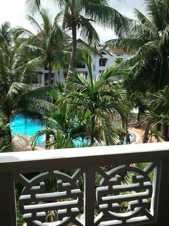 Hoi An Trails Resort: vue de la chambre