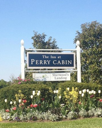 Inn at Perry Cabin by Belmond: Turning in