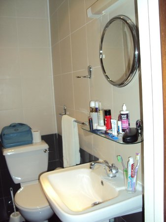 Pembridge Palace Hotel: bagno