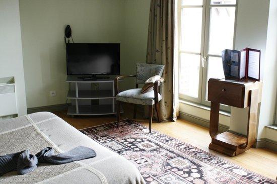 Relais Hotelier Douce France: Chambre Anna de Noailles