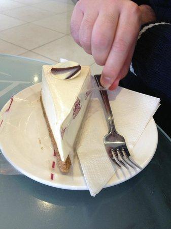 Bake & Cake: Hard cheesecake