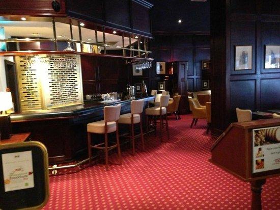 Thon Hotel Bristol Stephanie: Hotelbar