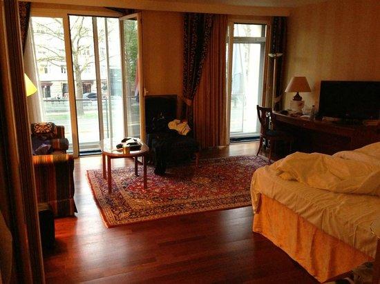 Thon Hotel Bristol Stephanie: Familienzimmer