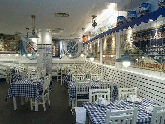 Comedor de arriba: fotografía de La Marimorena, Oviedo ...