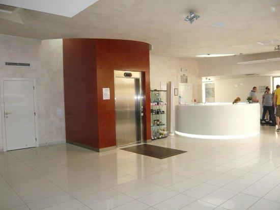 EA Hotel Tereziansky Dvur : reception