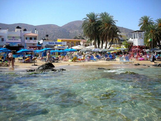 Hotel Papas Beach Kreta