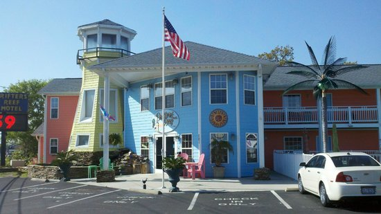 Photo of Drifters Reef Hotel Carolina Beach