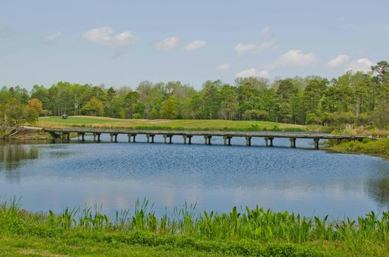 Barefoot Resort - Fazio Golf Course: Fazio Bridge