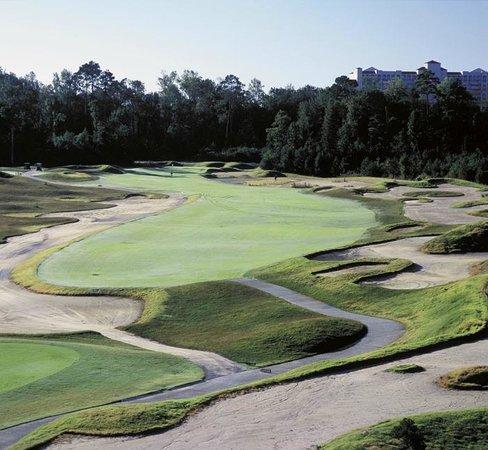 Barefoot Resort & Golf - Dye Course: Dye #1